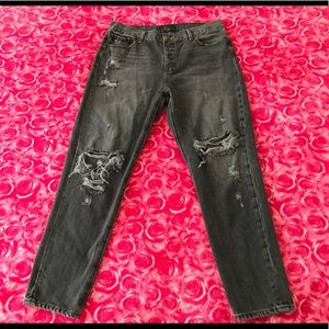 Lucky Brand Bridgette Button Fly Skinny  12/31 A